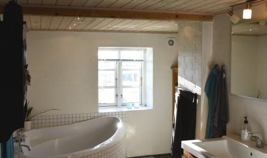 Badeværelse, Faldsled